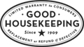 Clopay garage doors are endorsed by the Good Housekeeping Seal of Approval