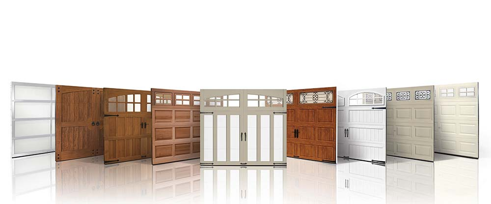 Clopay garage doors midwest garage doors lakefield for Garage door visualizer